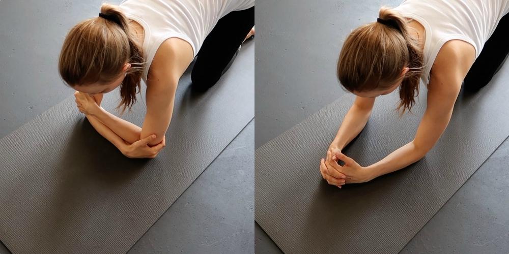 hoofdstand yoga