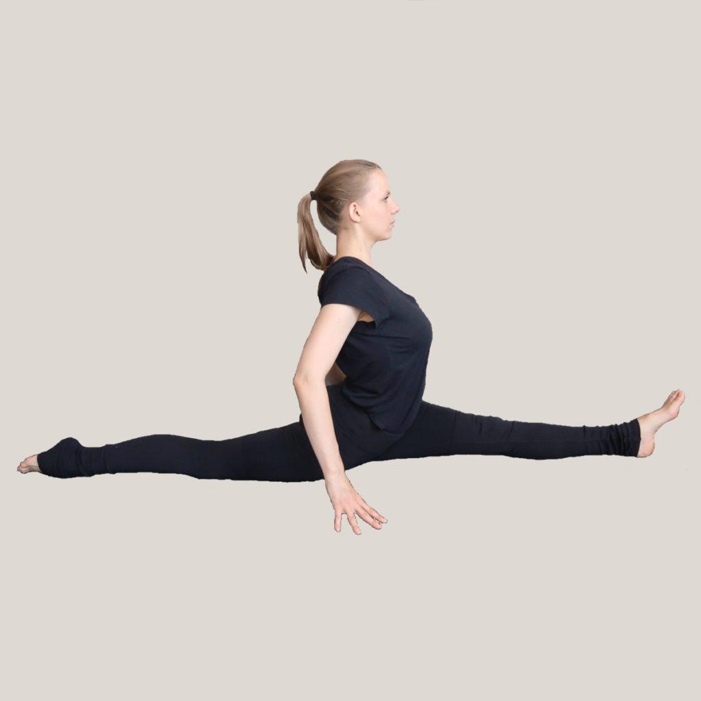 spagaat yoga
