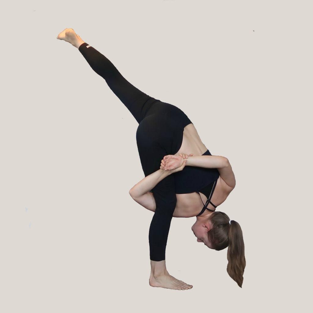 yoga balanshouding