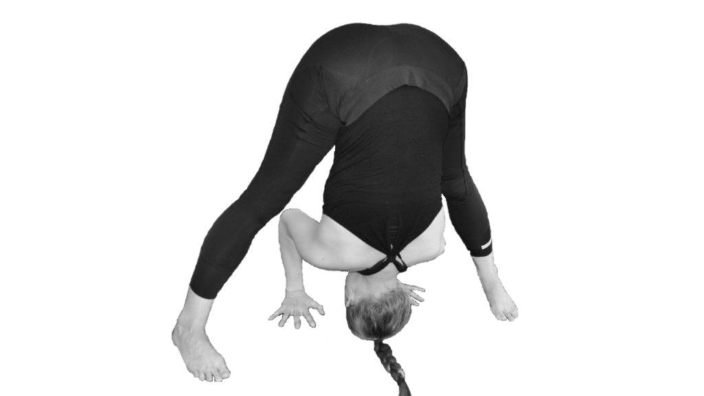 spreidstand yoga