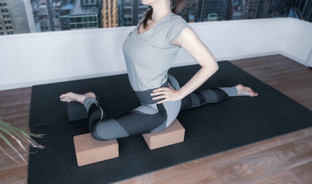 yoga duifhouding