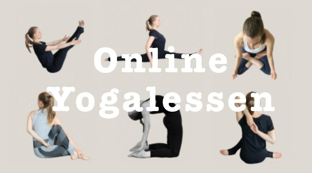 online yoga voor beginners