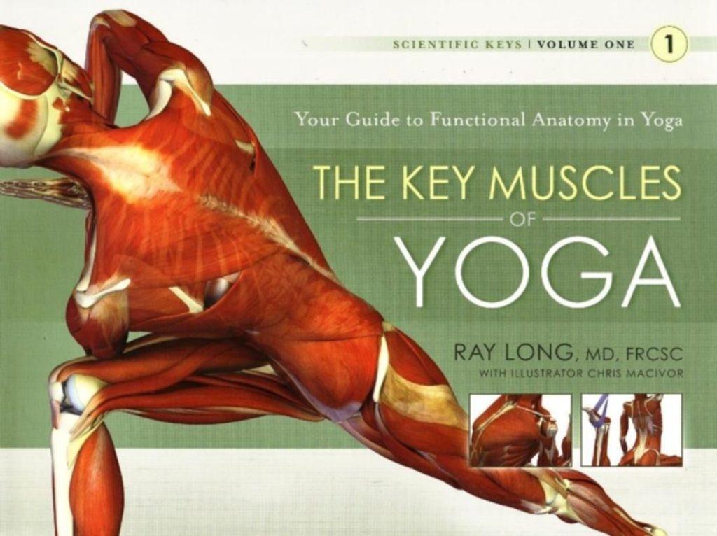 boek yoga anatomie