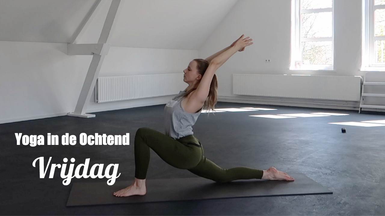ochtend yoga