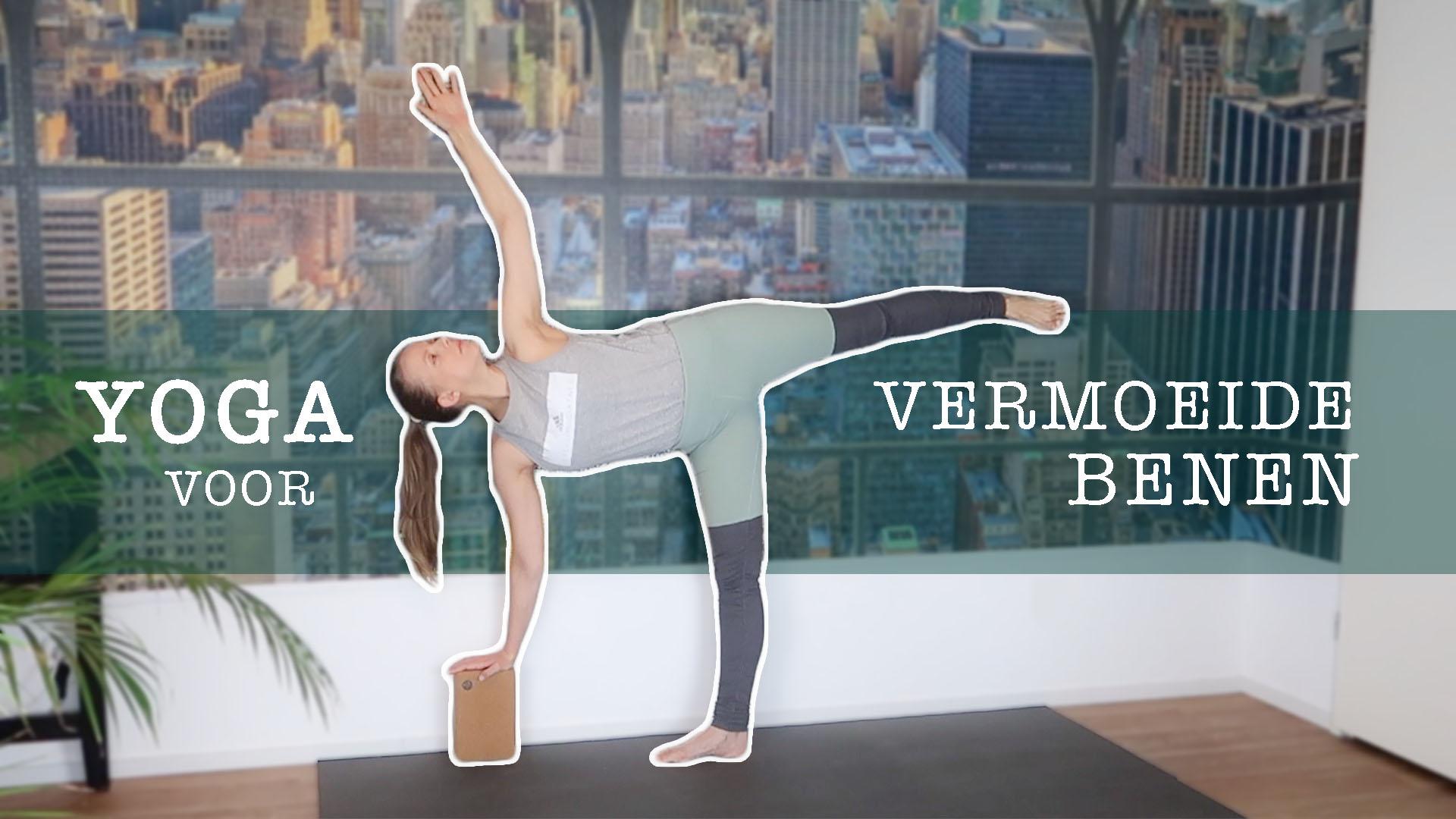 yogales vermoeide benen