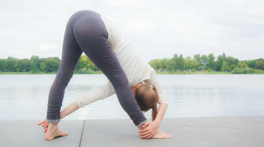 yoga blessure hamstring aanhechting