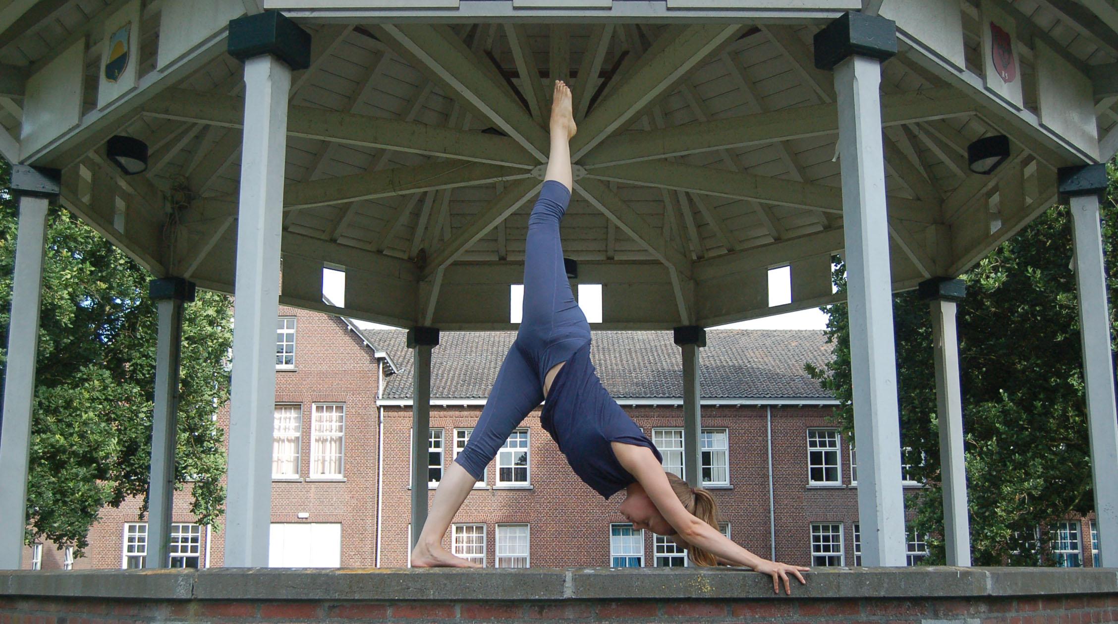 hatha yoga staande houdingen