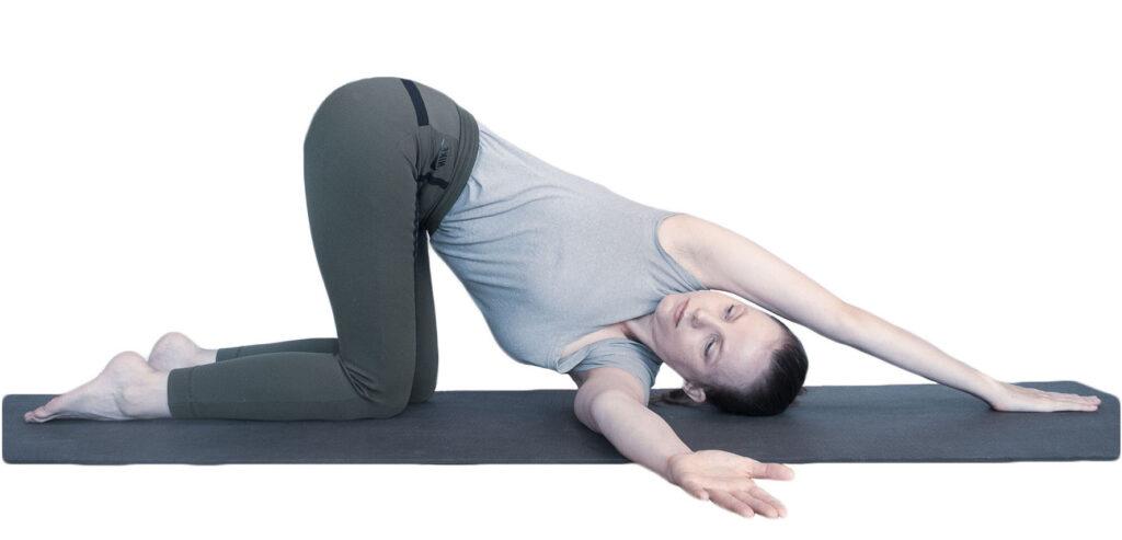 yoga kathouding twist