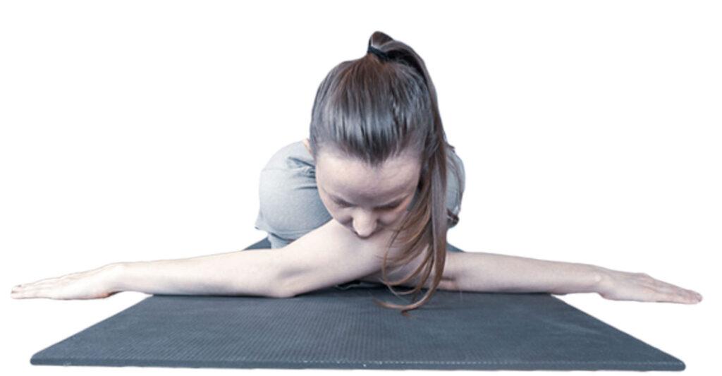 schouderopener yoga