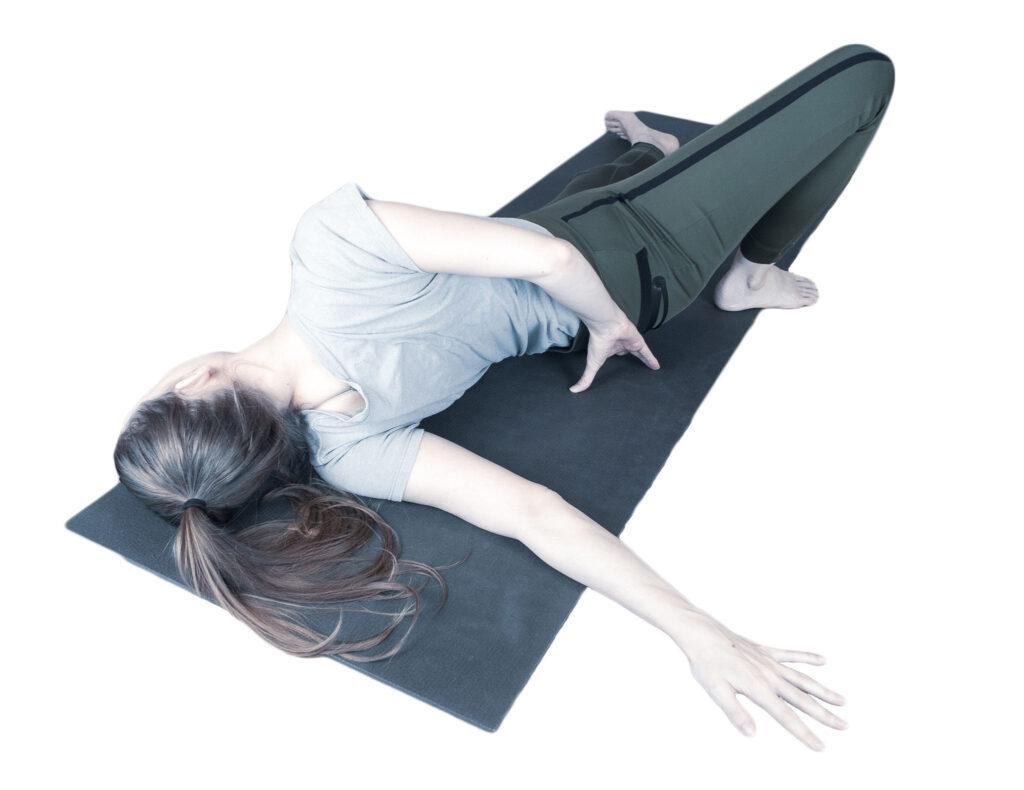 borst openen met yoga