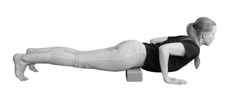 chaturanga alignment yoga