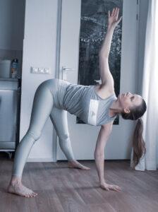 yoga alignment voor de schouders