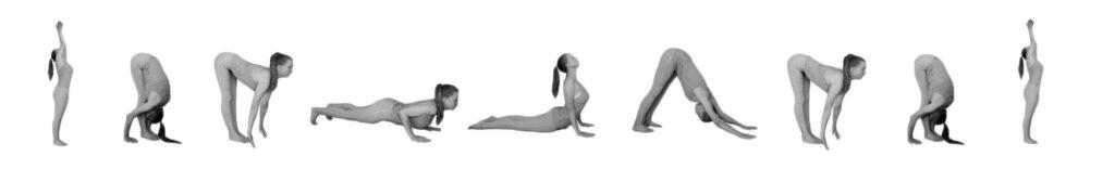 yoga zonnegroet