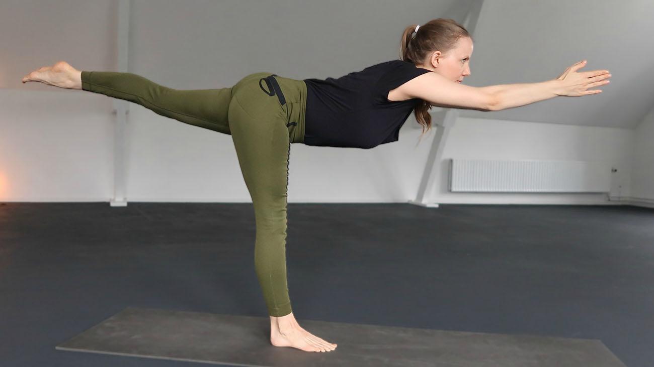 discipline voor yoga